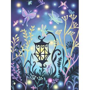 Волшебный фонарь Алмазная вышивка мозаика АЖ-1612