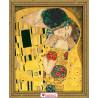 Поцелуй Алмазная вышивка мозаика АЖ-1530