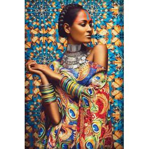 Обворожительная Иара Алмазная вышивка мозаика АЖ-1553