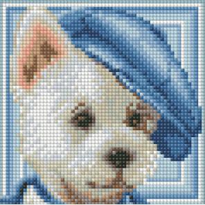 Вестик Алмазная вышивка мозаика АЖ-1570