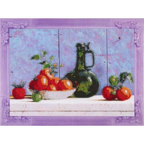 Итальянский натюрморт Набор для вышивания бисером Color Kit VS010