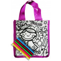 Шик Сумка Набор для раскрашивания Color Kit SUP001