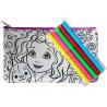 Милая леди Пенал Набор для раскрашивания Color Kit SPL003