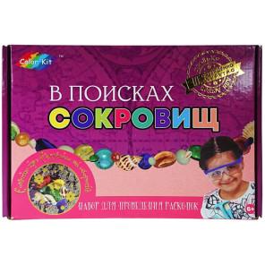 В поисках сокровищ Набор для проведения раскопок Color Kit DAN001