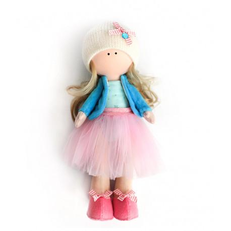 Оливия Набор для изготовления дизайнерских игрушек
