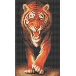 Тигр. Хищники Набор для вышивания Каролинка