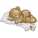 Медвежонок Набор для вышивания Каролинка
