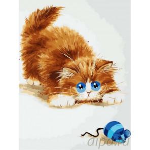 Кошки - мышки Алмазная мозаика на подрамнике