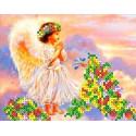 В небе Набор для вышивки бисером Каролинка