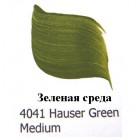 4041 Зеленая среда Эмалевые краски Enamels FolkArt Plaid