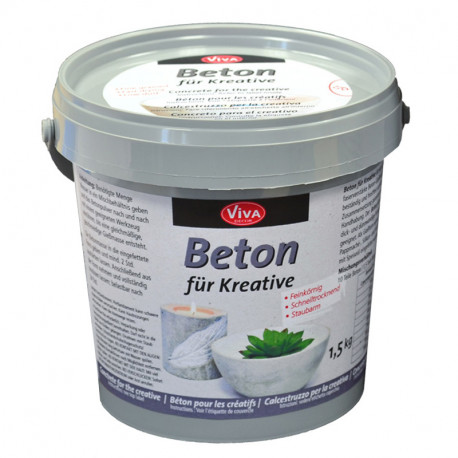 Бетон декоративный Beton fur Kreative Viva Decor