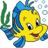 Рыбка Набор для вышивания Каролинка
