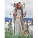 Псалтырь Добрый Канва с рисунком для вышивки бисером