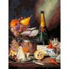 Торжество Раскраска картина по номерам на холсте 318-AS