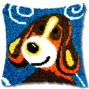 Щенок Набор для вышивания подушки