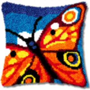 Бабочка Набор для вышивания подушки