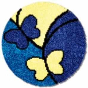Бабочки Набор для вышивания коврика