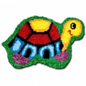 Черепашка Набор для вышивания коврика