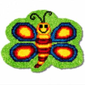 Бабочка Набор для вышивания коврика