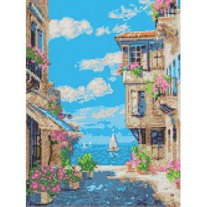 У моря Канва с рисунком для вышивки бисером