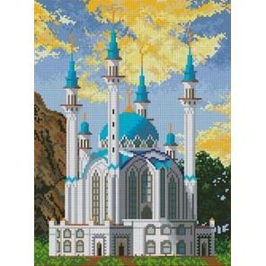 Мечеть Канва с рисунком для вышивки бисером