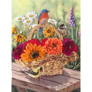 Песня цветов Набор для вышивки лентами