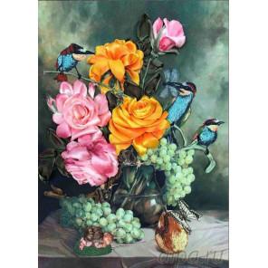 Цветочный нектар Набор для вышивки лентами