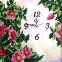 Часы Изобилие Набор для вышивки бисером FeDi