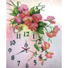 ЧасыНежность Набор для вышивки бисером часов FeDi