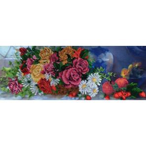 Гордость садовника Набор для вышивки бисером FeDi
