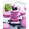 Розовые макаруны Раскраска картина по номерам на холсте GX27649