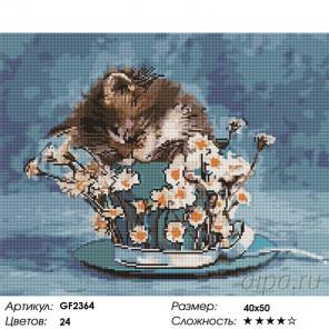 Количество цветов и сложность Внезапный сон Алмазная вышивка мозаика Painting Diamond GF2364