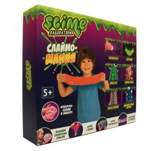 Внешний вид коробки Лаборатория Slime для мальчиков Большой набор SS300-2