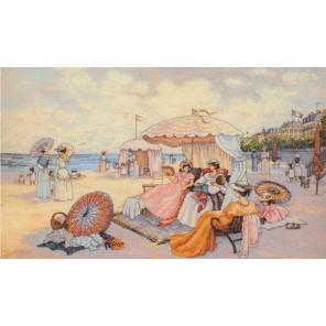У моря Набор для вышивания Bucilla