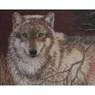 Серый волк 45477 Набор для вышивания Bucilla