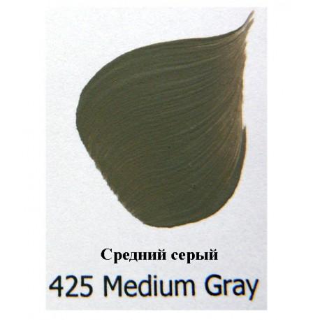 425 Средний серый Акриловая краска FolkArt Plaid