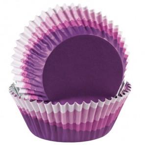Фиолетовый перелив Набор бумажных форм для кексов Wilton ( Вилтон )