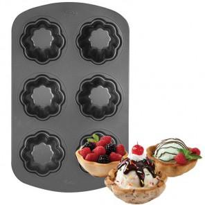 Вазочки для мороженого Форма для выпечки металлическая Wilton ( Вилтон )