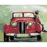 Папина гордость Раскраска картина по номерам на холсте KTMK-49606