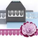 Лепестки розы Фигурный дырокол для скрапбукинга, кардмейкинга Ek Success
