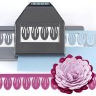 Лепестки розы Фигурный дырокол для скрапбукинга, кардмейкинга Ek Success Создание открыток своими руками