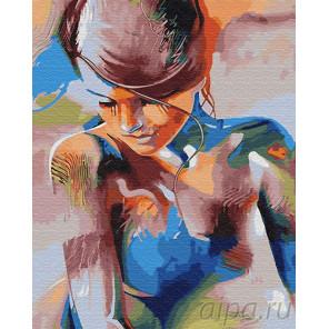 В глубине души Раскраска картина по номерам на холсте Z-GX26754