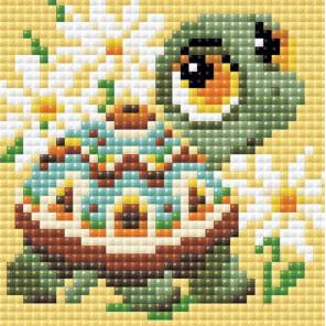 Черепаха Алмазная вышивка мозаика Риолис АМ0020