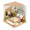 Милая спальня Набор для создания миниатюры румбокс