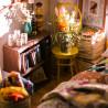 Детали Милая спальня Набор для создания миниатюры румбокс