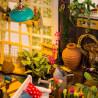 Фрагменты Терраса садовника Набор для создания миниатюры румбокс