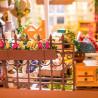 Крупно Терраса садовника Набор для создания миниатюры румбокс