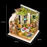 Размеры Терраса садовника Набор для создания миниатюры румбокс