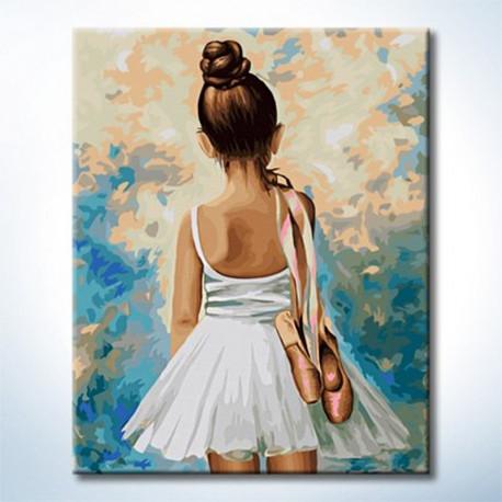 Мечта Раскраска по номерам на холсте Hobbart DZ4050062-Lite