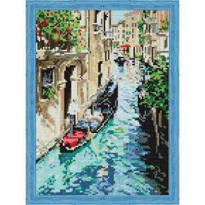 Прогулка по Венеции Алмазная вышивка мозаика на подрамнике